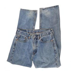 Levis 505 Men's Jeans 32x30